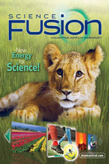 ScienceFusion Student Edition Interactive Worktext Grade 1