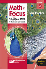 Math in Focus: Singapore Math  Extra Practice, Book A Course 1-9780547578965
