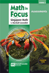 Math in Focus: Singapore Math  Assessment Course 2-9780547579047