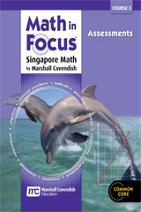 Math in Focus: Singapore Math  Assessment Course 3-9780547579061