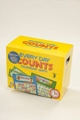 Every Day Counts: Calendar Math Teacher Kit with Planning Guide Grade 3