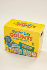 Every Day Counts: Calendar Math  Teacher Kit with Planning Guide Grade 2-9780547586229
