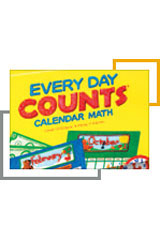 Every Day Counts: Calendar Math  Teacher Kit with Planning Guide Grade 4-9780547586281