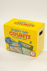 Every Day Counts: Calendar Math  Teacher Kit with Planning Guide Grade K-9780547586335