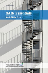 GAIN Essentials  Online Teacher Resources, 6-year EFL EFL Levels 1-2 English-9780547587738