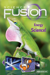 ScienceFusion Student Edition Interactive Worktext Grade 3