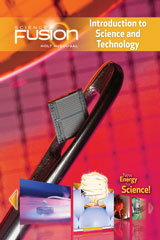 ScienceFusion Student Edition Interactive Worktext Module K: Introduction to Science and Technology, Grades 6–8