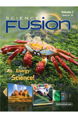 ScienceFusion Student Edition Interactive Worktext Grade 5