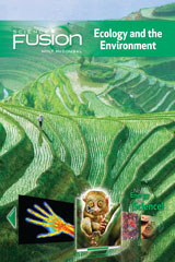 ScienceFusion Student Edition Interactive Worktext Module D: Ecology and the Environment, Grades 6–8