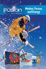 ScienceFusion  Student Edition Interactive Worktext Grades 6-8 Module I: Motion, Forces, and Energy-9780547589473