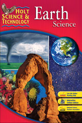 Holt Science & Technology  Package with Parent Guide CD Earth Science-9780547608167