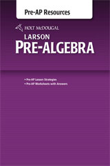 Worksheet Holt Pre Algebra Worksheets proven pre algebra curriculums textbooks workbooks holt mcdougal larson common core ap resources