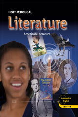 Holt McDougal Literature 1 Year Interactive Teacher Access Online Grade 11 American Literature-9780547616124