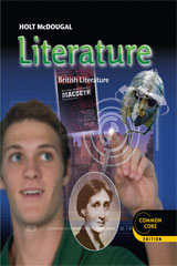 Holt McDougal Literature  Online Interactive Subscription (1-year Subscription) Grade 12 British Literature-9780547616131