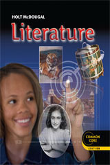 Holt McDougal Literature  ELL Adapted Interactive Reader Teacher's Guide Grade 8-9780547619675