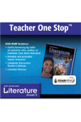 Holt McDougal Literature  Teacher One Stop DVD Grade 12 British Literature-9780547620039