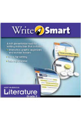 Holt McDougal Literature  WriteSmart Student CD-ROM Grade 9-9780547620145