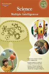 Science for Multiple Intelligences  Reproducible Grades 1-3-9780547625690