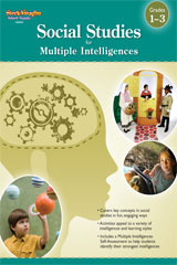 Social Studies for Multiple Intelligences  Reproducible Grades 1-3-9780547625737