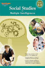 Social Studies for Multiple Intelligences  Reproducible Grades 4-6-9780547625744