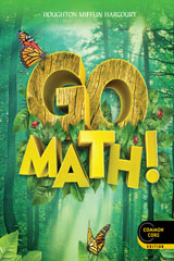 Go Math! 1 Year Student Edition & Practice Book Bundle Grade 1-9780547643168