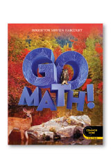 Go Math! 1 Year Student Edition & Practice Book Bundle Grade 6-9780547643236
