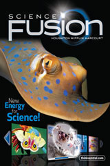 ScienceFusion  Online Student Interactive Digital Curriculum 1-year Grade 4-9780547644233