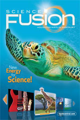 ScienceFusion  Student Edition Print/Online Bundle 1-Year Grade 2-9780547644639