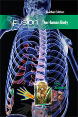 ScienceFusion 7 Year Online Student Interactive Digital Curriculum Grades 6-8 Module C: The Human Body-9780547645964