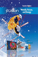 ScienceFusion Online Student Interactive Digital Curriculum 7-year Grades 6-8 Module I: Motion, Forces, and Energy
