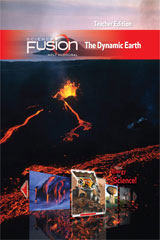 ScienceFusion Online Student Interactive Digital Curriculum 1-year Grades 6-8 Module E: The Dynamic Earth