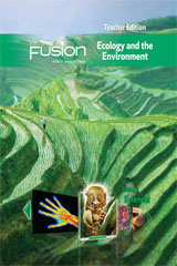 ScienceFusion with 1 Year Digital Student Edition Bundle Module D: Ecology and the Environment-9780547647715