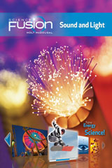 ScienceFusion  Student Edition Print/Online Bundle 1-Year Module J: Sound and Light-9780547647777