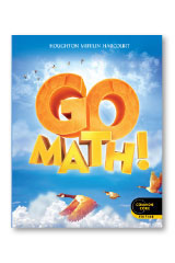 GO Math!  Bilingual Mathboard Grade 4-9780547679433