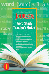 Journeys  Guided Word Study Grade 1-9780547690896