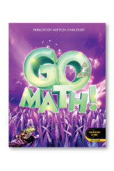 Go Math! 8 Year Student Edition & Practice Book Bundle Grade 3-9780547698281