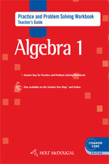 practice and problem solving workbook algebra 1 answers pearson