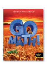 GO Math!  Grab and Go Differentiated Centers Kit Grade 2-9780547715452