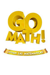 GO Math! Vivan Las matemáticas  Grab and Go Differentiated Centers Kit Grade 1-9780547728285