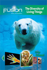 ScienceFusion  Homeschool Package Grades 6-8 Module B: The Diversity of Living Things-9780547746609