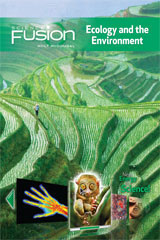 ScienceFusion  Homeschool Package Grades 6-8 Module D: Ecology and the Environment-9780547746623
