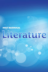Holt McDougal Literature  Online Essay Scoring 1-year Middle School-9780547763590