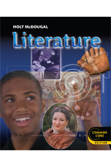 Holt McDougal Literature  Student Edition eTextbook ePDF 6-year Grade 6-9780547775845