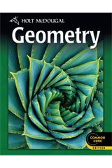 Holt McDougal Geometry 6 Year Student Edition eTextbook ePub-9780547775975