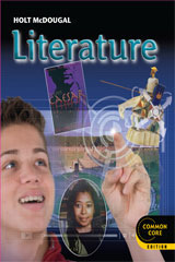 Holt McDougal Literature  Online Interactive Subscription (7-year Subscription) Grade 10-9780547801810