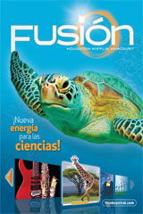 ScienceFusion Spanish  Student Edition Interactive Worktext Grade 2-9780547814186