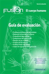 ScienceFusion Spanish  Assessment Guide Grades 6-8 Module C: The Human Body-9780547836058