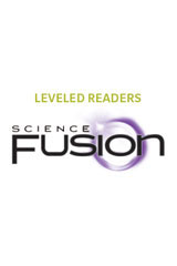 ScienceFusion Leveled Readers  Below-Level Reader 6 pack Grade 2 Light and Heat-9780547845692