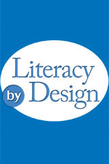 Literacy by Design with 6 Year Digital Complete Comprehensive Teachers Guide Package Grade K-9780547849935