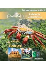 Fusión with 7 Year Digital Student Ed Spanish (Print)/ English & Spanish Online Bundle Grade 5-9780547850108